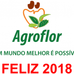 Amigas e Amigas que fazem a AGROFLOR - Feliz 2018