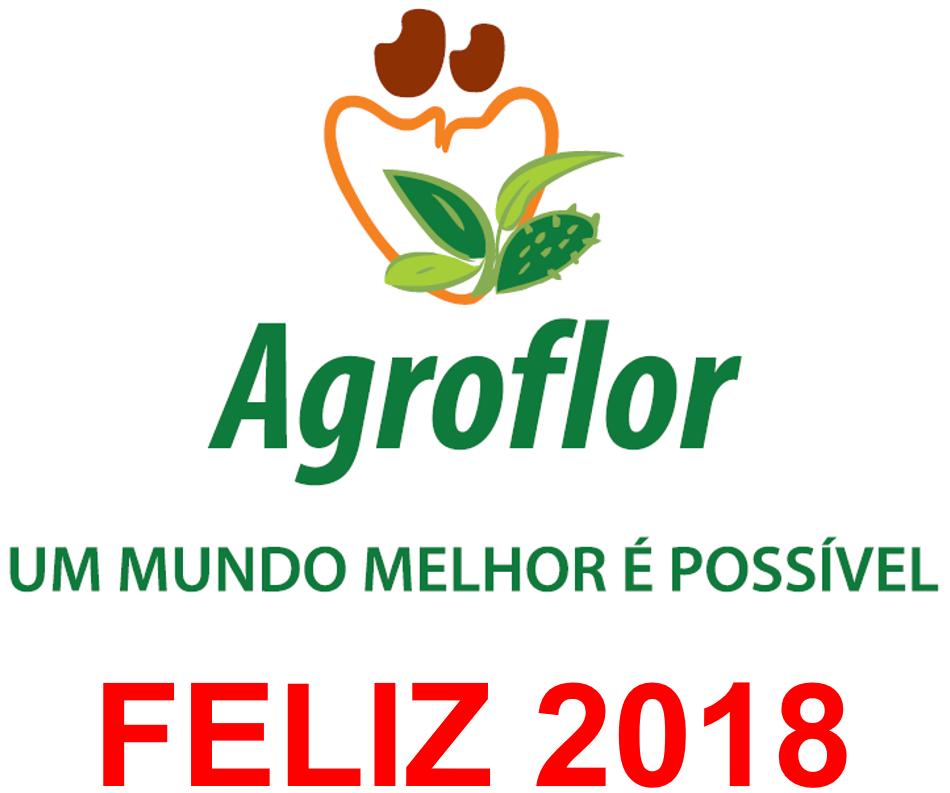 Amigas e Amigas que fazem a AGROFLOR – Feliz 2018