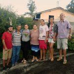 Caravana do MPA realiza visitas na Comunidade de Tamboatá